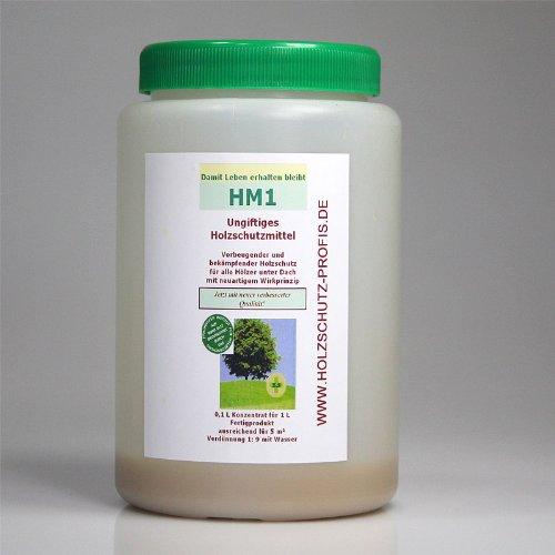 HM 1 Holzschutzmittel, 100 ml