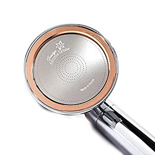 Aroma Sense® Prestige-Removes Chlorine-Aromatherapy Vitamin C Shower Head