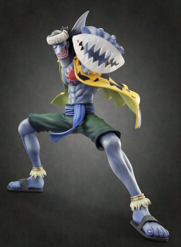 Megahouse One Piece P.O.P: Arlong Ex Model PVC Figure [Toy] (japan import) 6