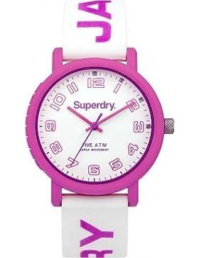 Superdry SYL196P Damen Armbanduhr