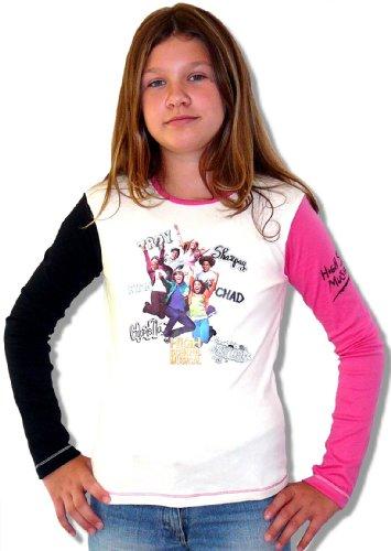 High School Musical Longsleeve, natur Gr. (Kostüme High School Kinder Musical)