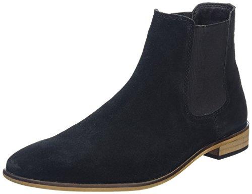 KG by Kurt Geiger Harrogate, Men's Chelsea Boots, Black (Black),8 UK(42 EU)