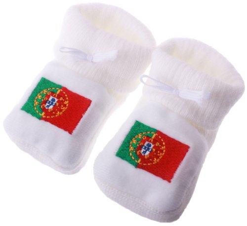 Happy baby Baby Mädchen (0-24 Monate) Socken Weiß weiß weiß