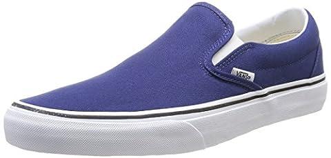 Vans U Classic, Herren Sneaker Blau Bleu (Twilight Blue/True White)