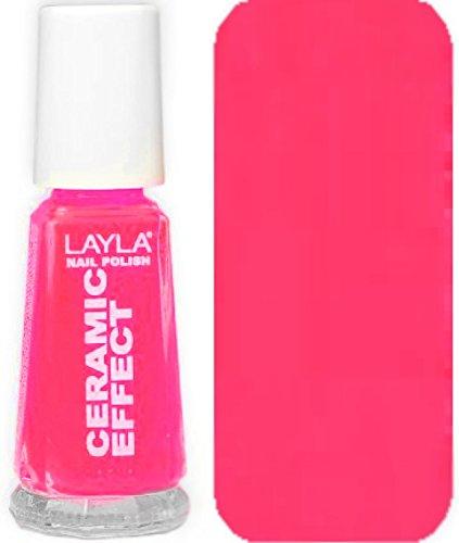 newest e1a8e 5315f Layla Ceramic Effect Nail Polish 10 ml, # 110