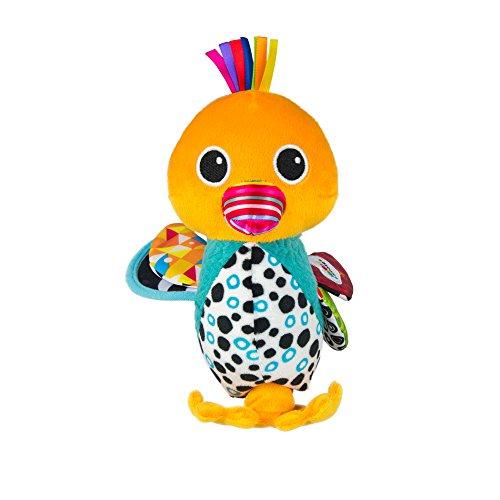 LAMAZE Baby Juguete wanja, la watsc Pato Clip & Go Niño Juguete/greifling fortalece Padres de niño de Fijaciones/A Partir de 0Meses