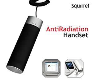 Squirrel Anti Radiation Headset (Black)