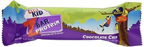 Clif Kid Zbar Protein Chocolate Chip (6x5x1 27 Oz) by Clif Kid