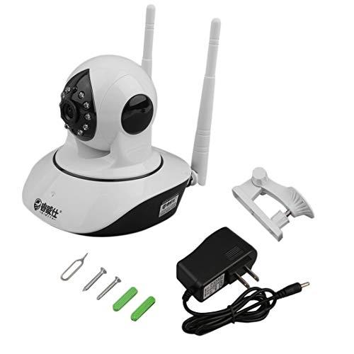Preisvergleich Produktbild RW-789S-960P-3.6mm Nachtsicht-WIFI Smart Kamera Professionelle Datenschutz Schutz Home Security HD-Kamera weiß