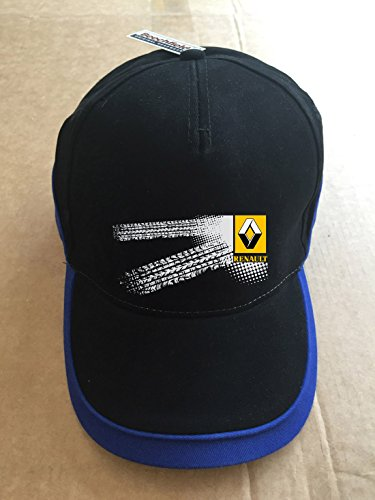 renault-auto-logo-unisex-baseball-cap-mutze-c57-sw-blau