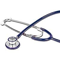 Gima 32567 Stetoscopio duofono Trad, Lira Blu
