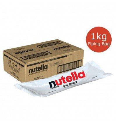 Nutella Tubazioni Sacchetto 1kg