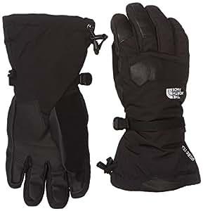 THE nORTH fACE gants pour homme powdercloud X-Large Noir - Noir