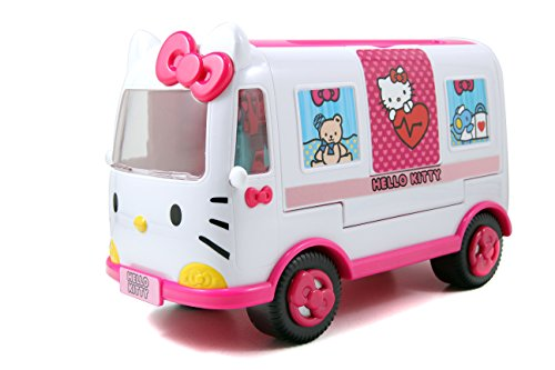 Hello Kitty Hello Kitty Emergency Ambulance Playset