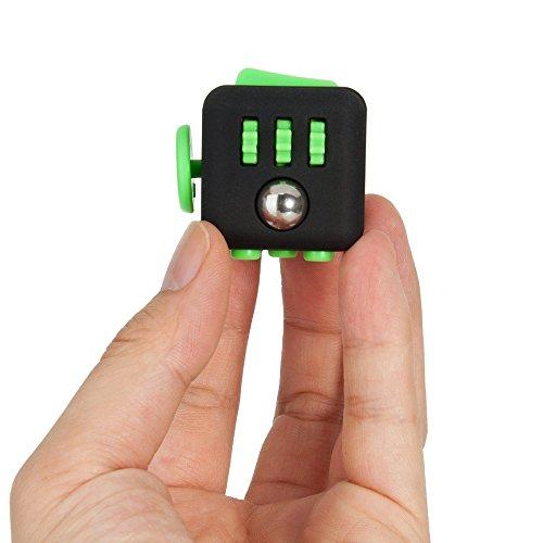 Fidget Cube Spinner Toy, – Brain Teasers