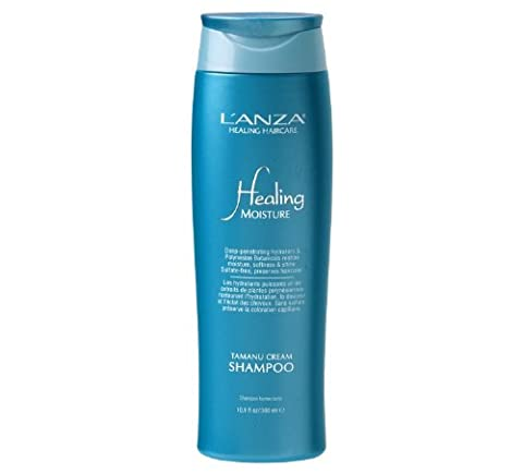 Lanza Healing Moisture Tamanu Cream Shampoo - 300ml/10.1oz by L'anza