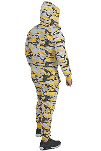 c9d62b0e67f5 ... REDRUM   Herren   Sportanzug   Trainingsanzug   Jogginganzug    Camouflage   Militär   Jogginghose und