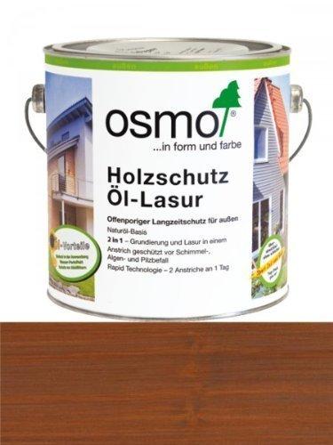 Preisvergleich Produktbild OSMO Holzschutz Öl-Lasur 750ml Teak 708