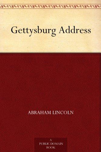 Gettysburg Address (English Edition)
