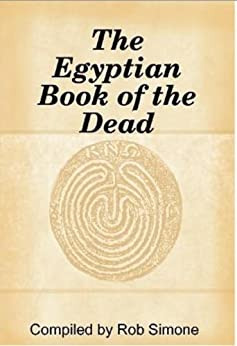 The Egyptian Book of the Dead by [Simone, Rob]