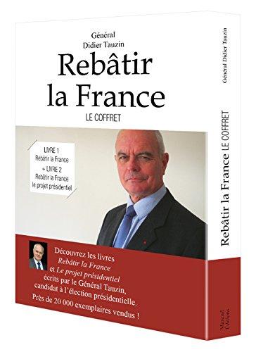 Coffret rebâtir la France