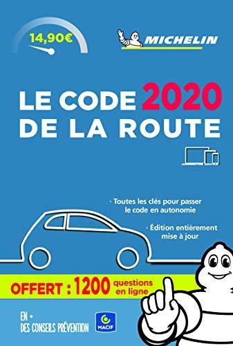Code de la Route Michelin 2020 par Michelin