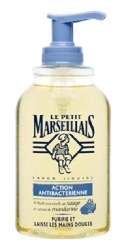 Le Petit Marseillais Sage and Mandarine Liquid Soap Huile Essentielle
