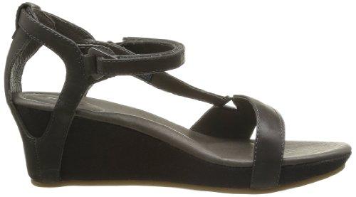 Teva - Sandali, Donna Negro (Noir (Black Olive))