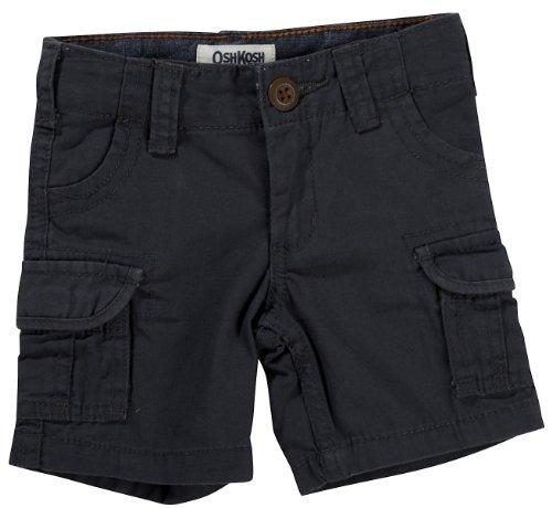 OshKosh B'Gosh Shorts Größe Größe 80 Kurze Hose Junge USA Size 18 Month Sommer grau - Oshkosh Jungen Shorts