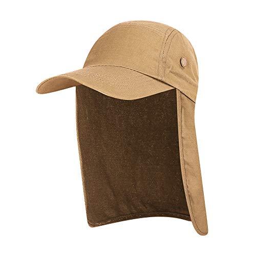 hut Safari-Hut Sonnenblende Mütze mit Ohren- und Nackenschutz ()