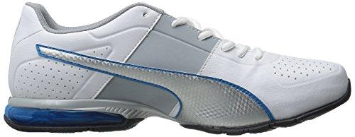 Puma cellulaire Surin 2 Cross-training Shoe White/Silver/Cloisonnee