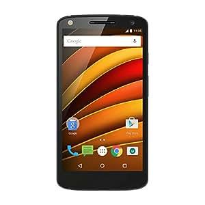 Motorola Moto X Force Smartphone (32Go) Avec arrière en nylon balistique Noir