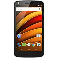 Motorola Moto X force smartphone (32GB) backed ballistic nylon black