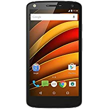 "Lenovo Moto X Force SIM única 4G 32GB Negro - Smartphone (13,7 cm (5.4""), 32 GB, 21 MP, Android, 5.1.1 Lollipop, Negro)"