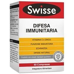 Swisse Difesa Immunitaria Integratore Per Sistema Immunitario 60 Compresse