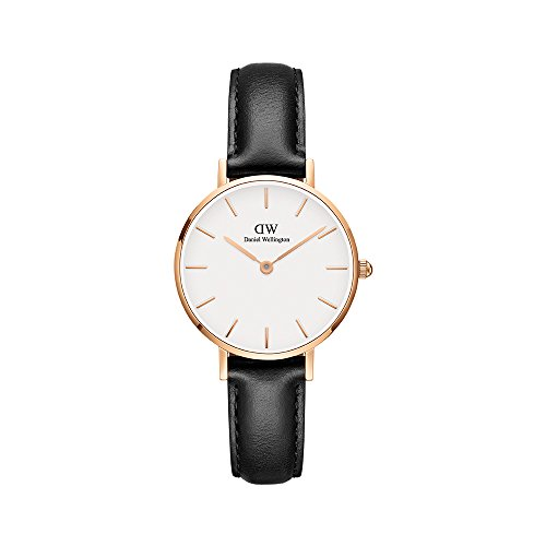 £77.40 Hot Daniel Wellington Women's Analogue Quartz Watch with Leather Strap DW00100230
