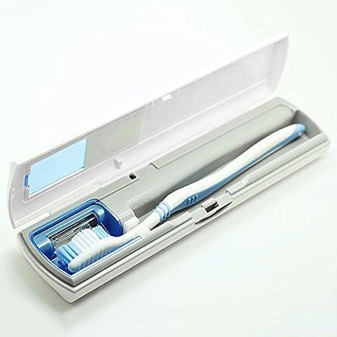 GAOMEIUltravioletta germicida spazzolino da denti spazzolino da denti elettrico depuratore sterilizzatore