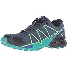 Salomon L38310400, Zapatillas de Trail Running para Mujer