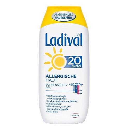 Ladival allergische Haut 200 ml