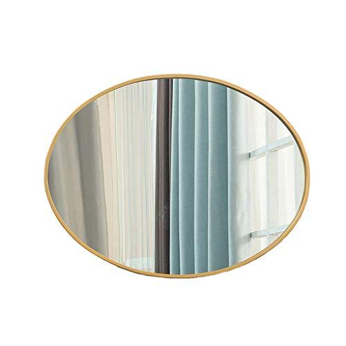 Espejo Espejo Pared Espejo baño Ovalado 40 & Times;