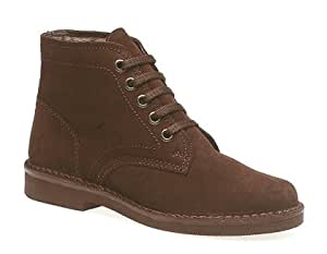 ROAMERS 5 EYELET LEISURE BOOTS