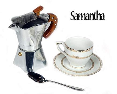 Caffettiera samantha elegant 2 tazze dima