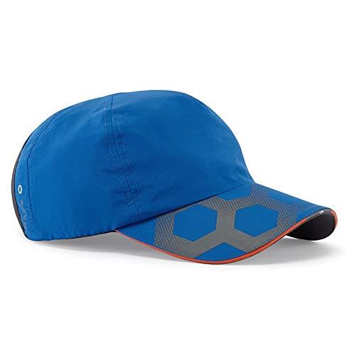 Gill Thermal (Gill Race Cap Hat Blau - Unisex - Halteband und Clip - Wicking inneres Stirnband - 100% Nylon - Klettverschluss)