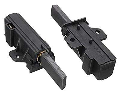 Lazer Electrics Sole Motor Carbon Brushes Pair for Whirlpool Washing Machines