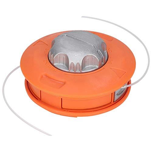 Hongzer Cabezal de Corte, línea de alimentación de baches Twister Cabezal de Corte Batidor Cortador de Cepillo Cortador de Cepillo Cortador de Cepillo, Accesorios para cortacésped