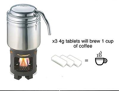 ESBIT Trockenbrennstoff Tabletten 144 x 14 g im POS Verkaufsdisplay