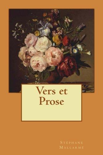 Vers et Prose