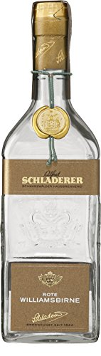 Schladerer - Rote Williamsbirne 43% - 0,7l