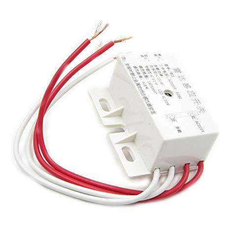 Zerama RX500A 315 / 433MHz High Sensitivity Superheterodyne Wireless Receiver-Modul ersetzen RXB51 / 61 UHF