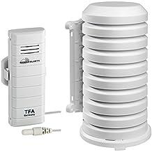 TFA Dostmann 30.3301.02Weatherhub trasmettitore di temperatura con sonda di temperatura impermeabile